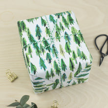 Load image into Gallery viewer, luxury-forest-gift-wrap
