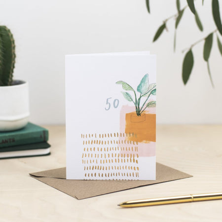 luxury-50th-birthday-greetings-card