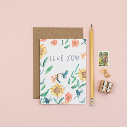 botanical-love-you-card