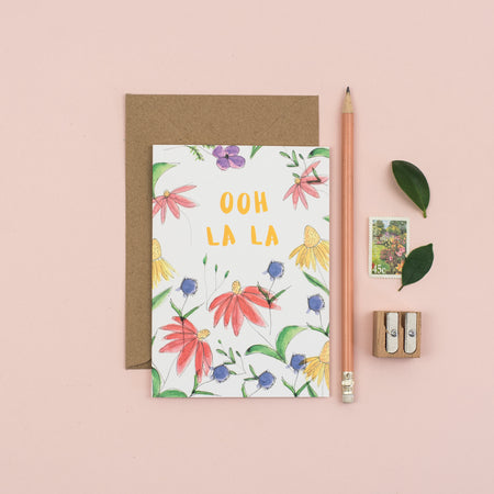 wildflower-ooh-la-la-greetings-card