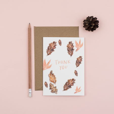 leaves-thank-you-greetings-card