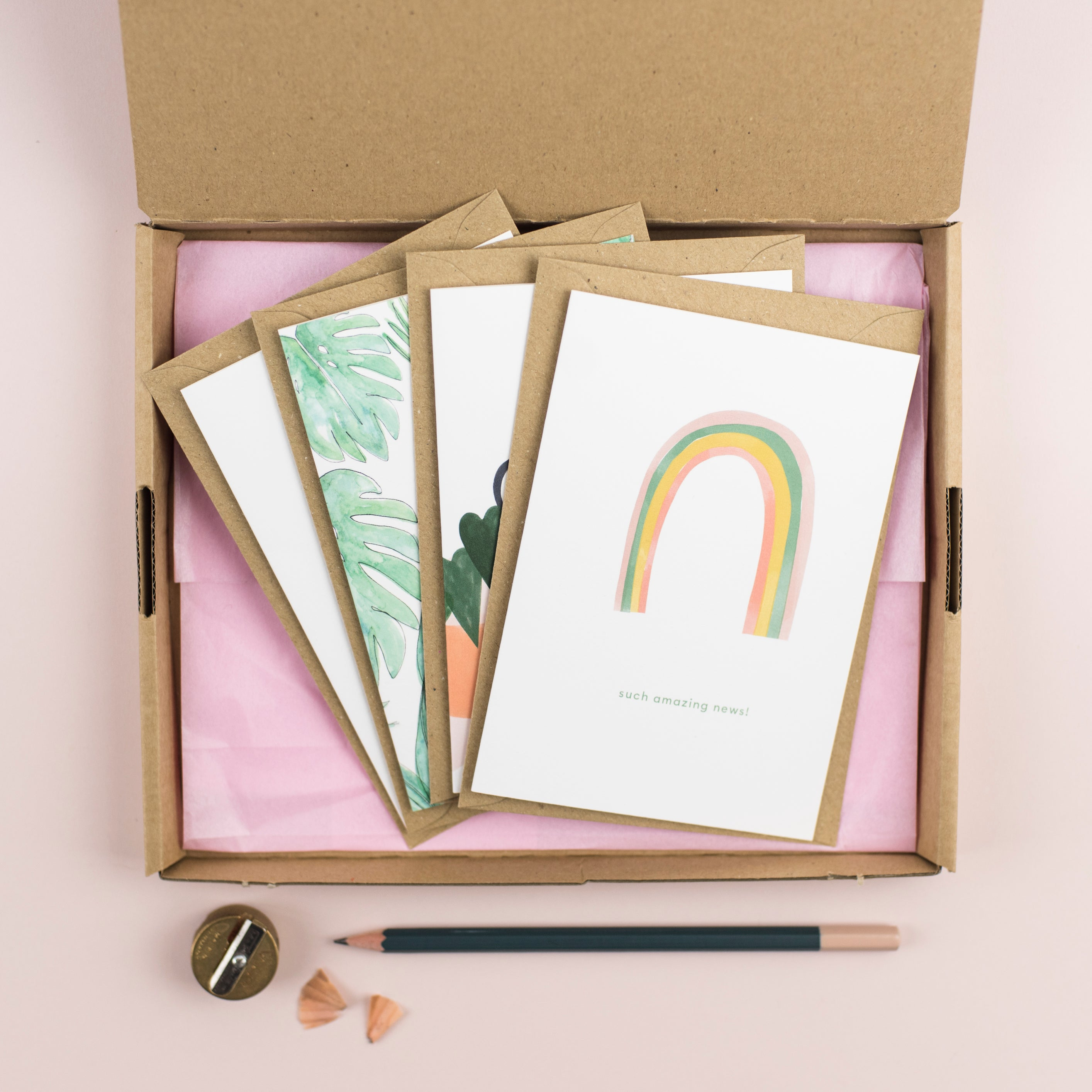 Monthly Rolling Greetings Card Subscription
