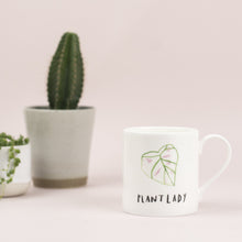 Load image into Gallery viewer, plant-lady-mug