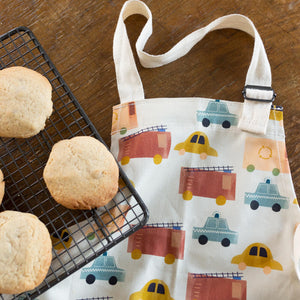 Beep Beep Childrens Apron