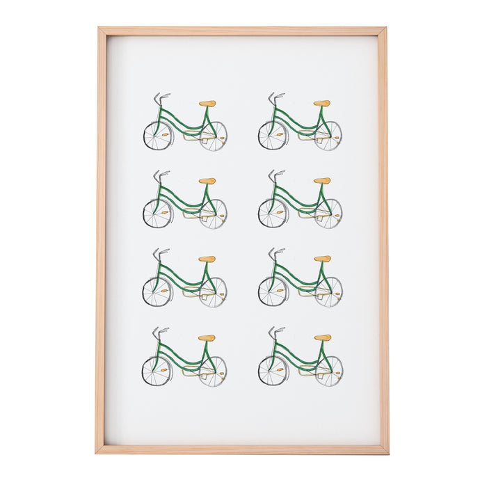 cute-bicycle-print