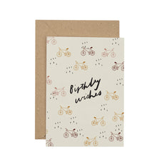 Load image into Gallery viewer, luxury-bicycle-birthday-card
