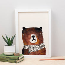 Load image into Gallery viewer, cute-bear-nursery-print