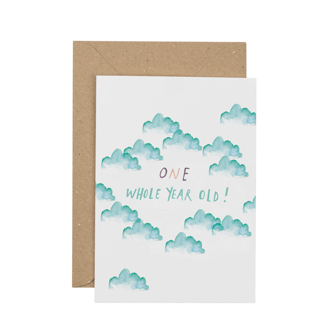 cloud-first-birthday-card