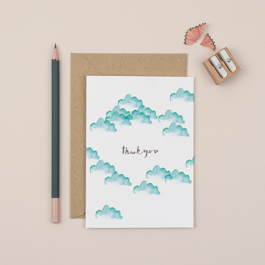 cloud-thank-you-greetings-card