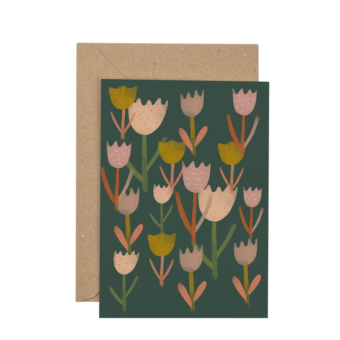 tulip-greetings-card