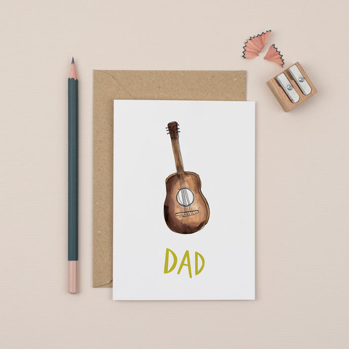 guitar-dad-greetings-card