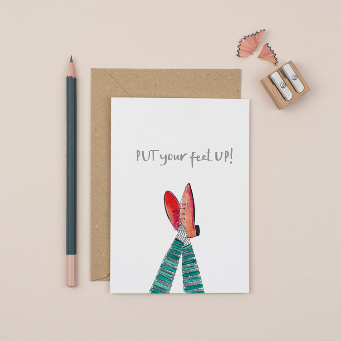 put-your-feet-up-greetings-card