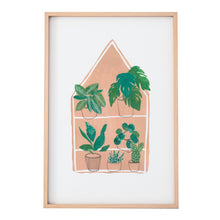 Load image into Gallery viewer, botanical-plant-house-print