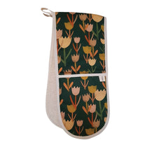 Load image into Gallery viewer, luxury-tulip-oven-gloves