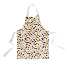 Load image into Gallery viewer, leopard-print-childrens-apron
