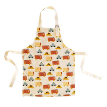 Load image into Gallery viewer, beep-beep-childrens-apron