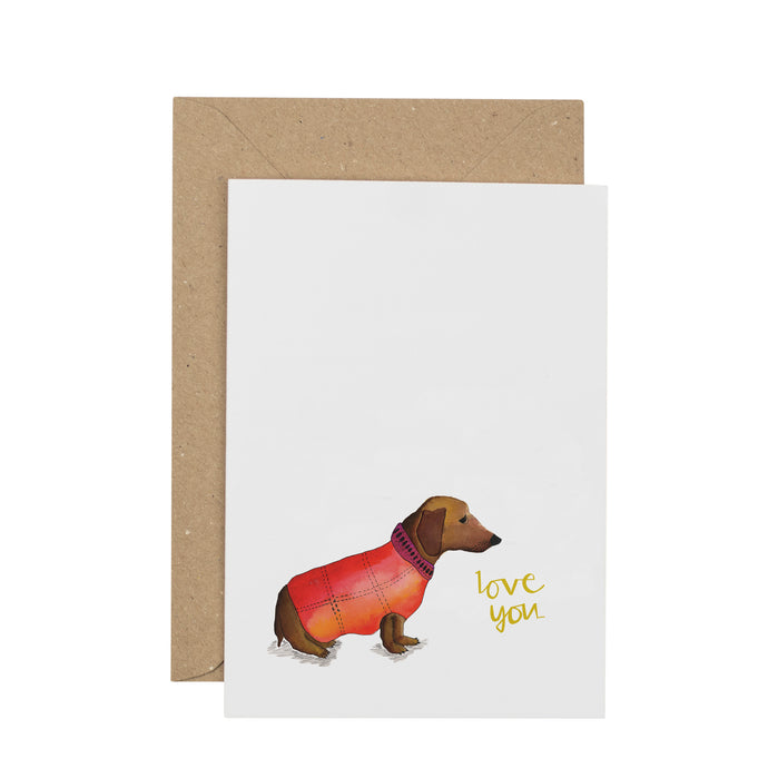 sausage-dog-i-love-you-greetings-card