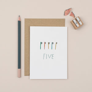 toothbrush-fifth-birthday-card