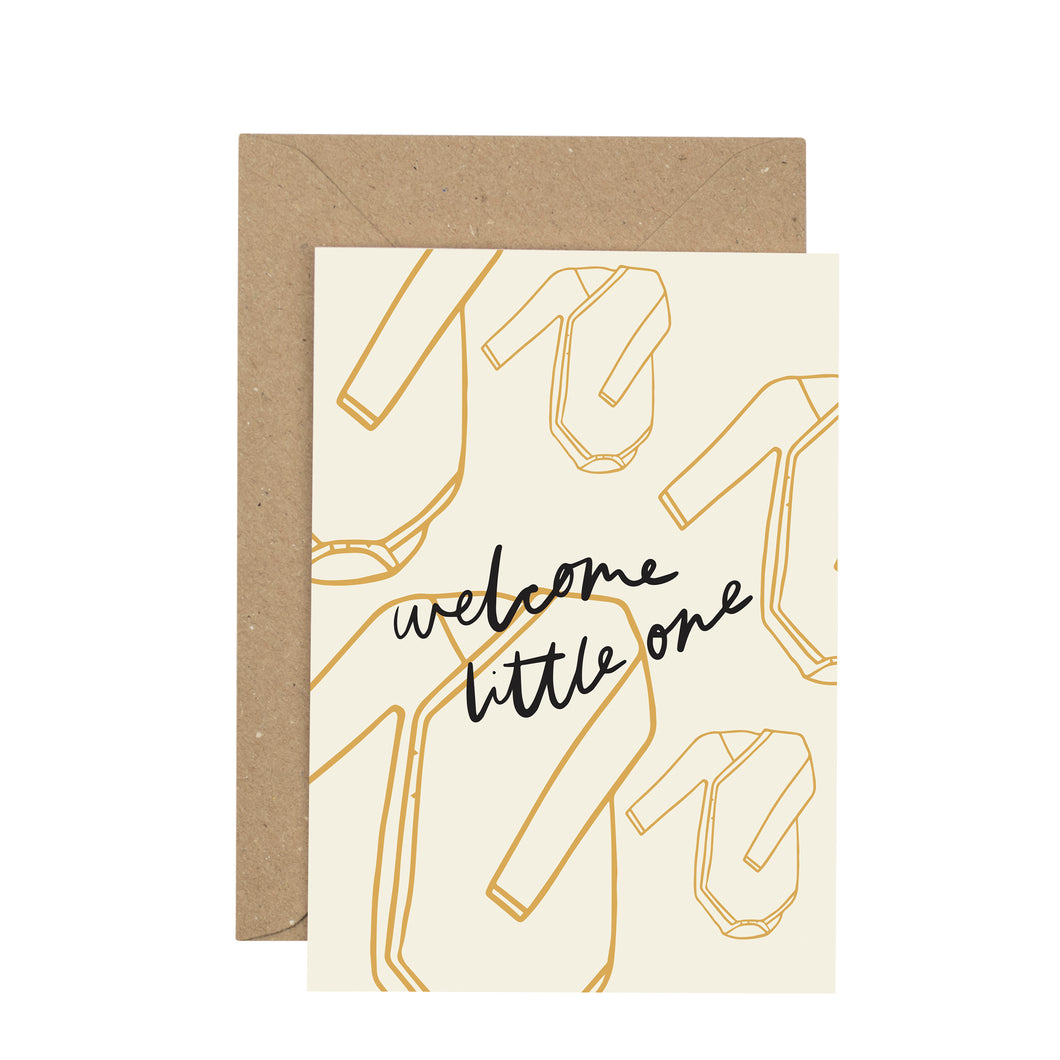 welcome-little-one-greetings-card