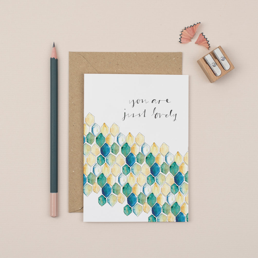 youre-lovely-greetings-card