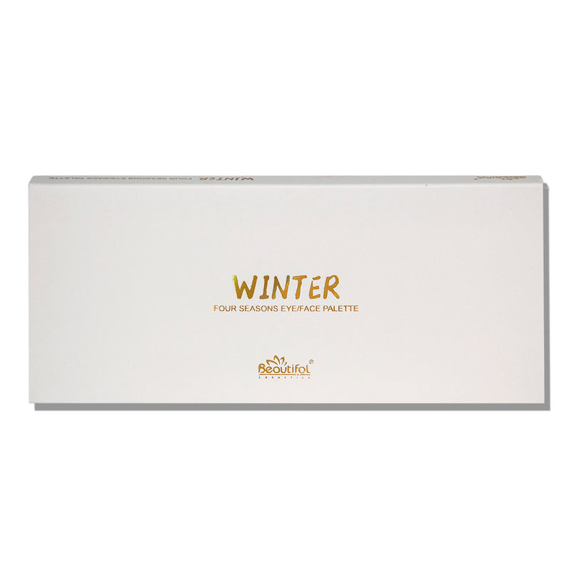 FOUR SEASONS EYE / FACE PALETTE - WINTER