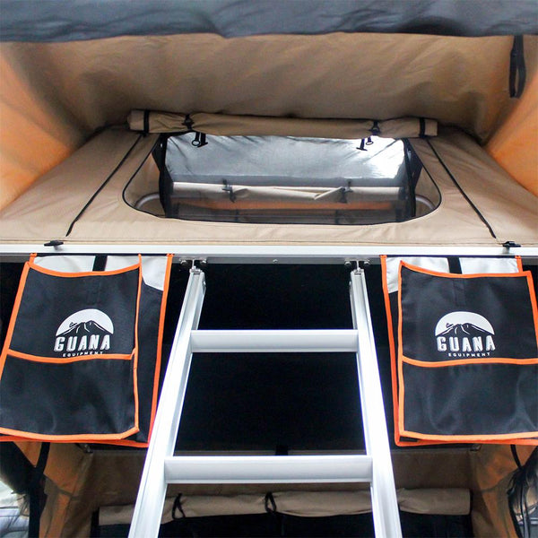 "New Wanaka 55"" RTT With XL Annex Boot Bags View"