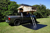 softshell roof top tent by guana equipment