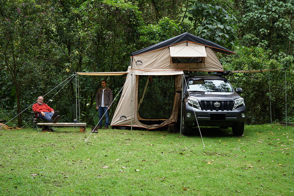 roof tent by guana equipment