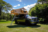 Wanaka 3 Person Roof Top Tent Setup With Annex