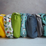 Baba+Boo one size cloth nappies