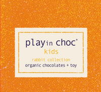 Rabbit Collection: Play in Choc