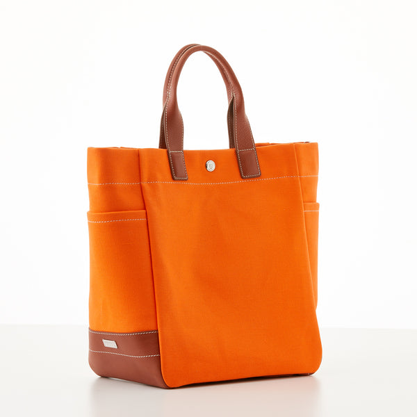 Scott Tote - Tangerine Canvas