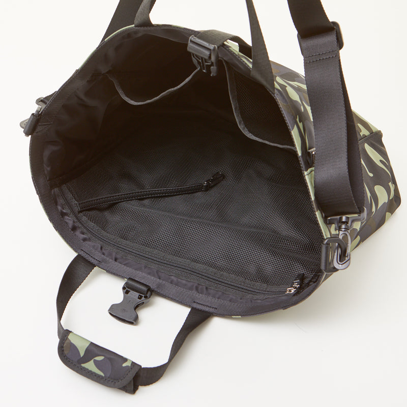 Harrison Tote - Large - Camo Nylon