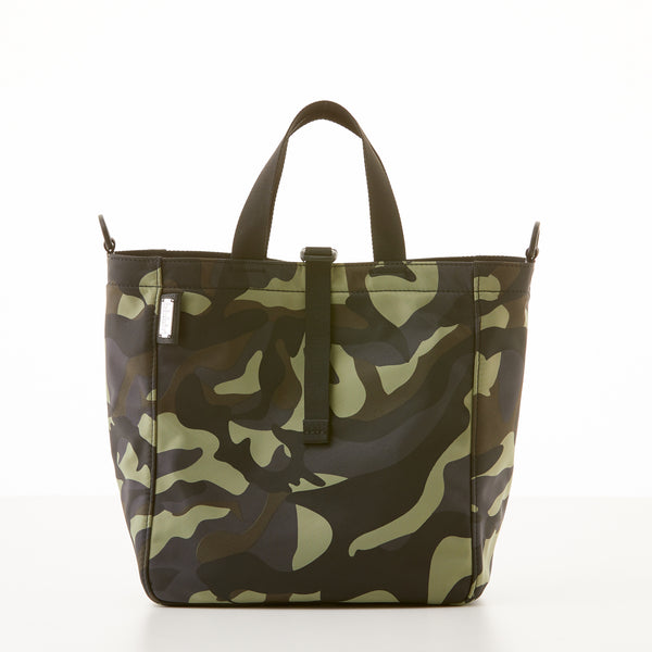 Harrison Tote - Medium - Camo Nylon