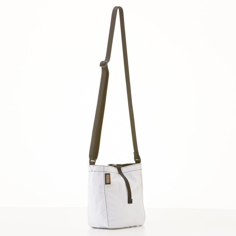 Harrison Tote - Small - White Nylon