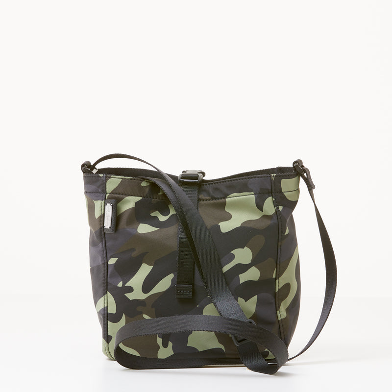 Harrison Tote - Small - Camo Nylon