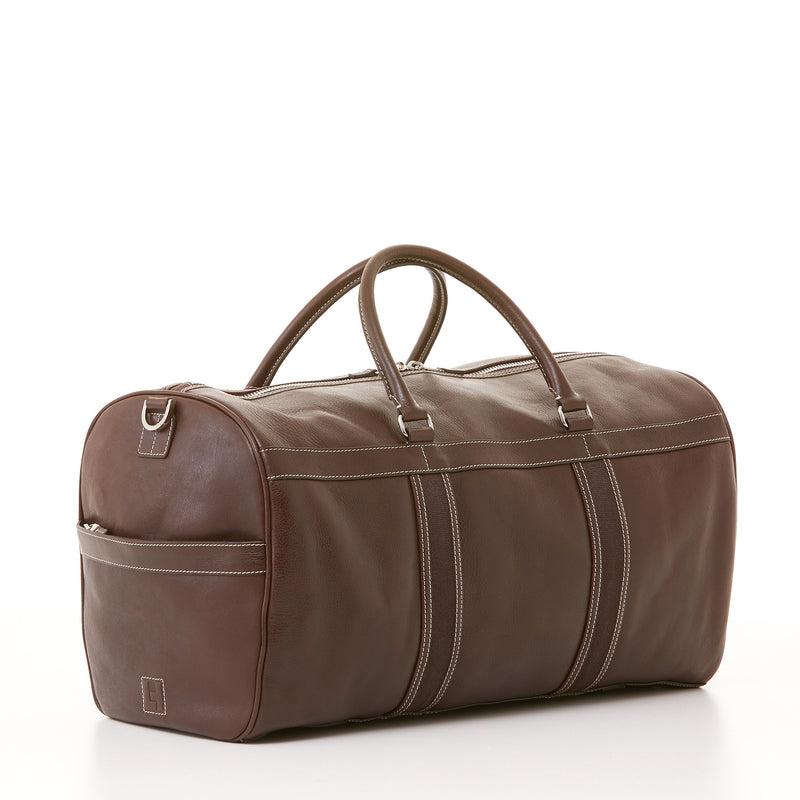 Christopher Duffle - Brown Vachetta