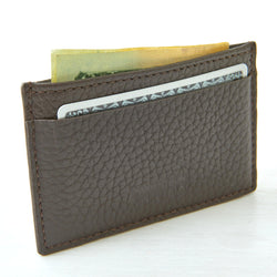 Card Case - Dark Brown