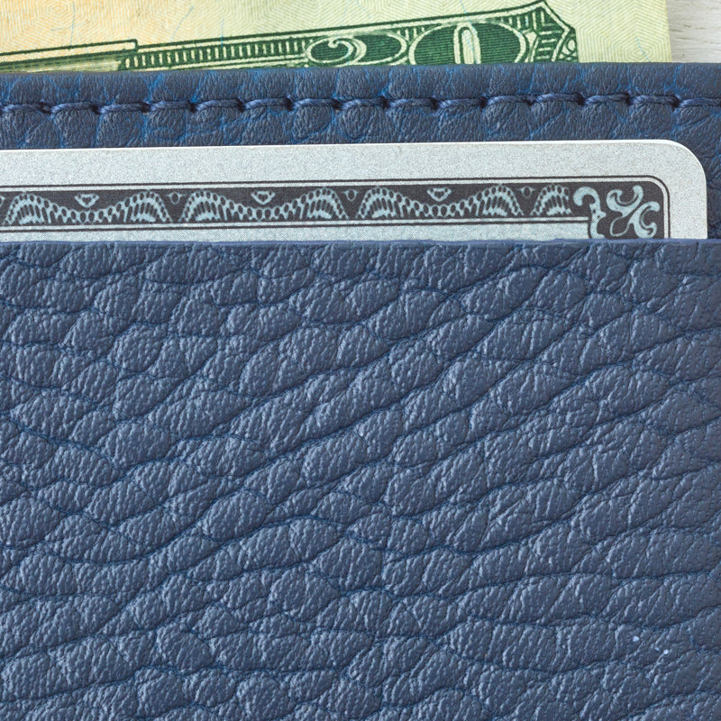 Card Case - Navy