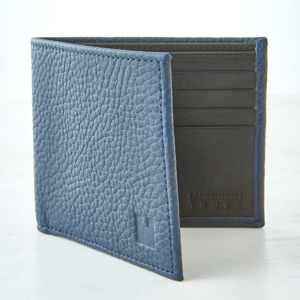 Bifold Wallet - Navy