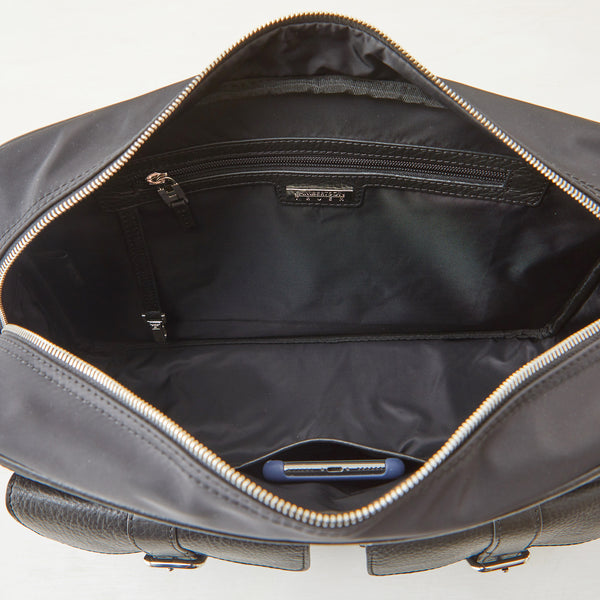 Hudson Camera Bag - Black Nylon