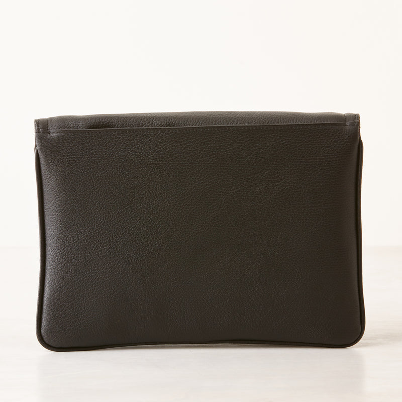 Lilly Crossbody/Clutch - Black