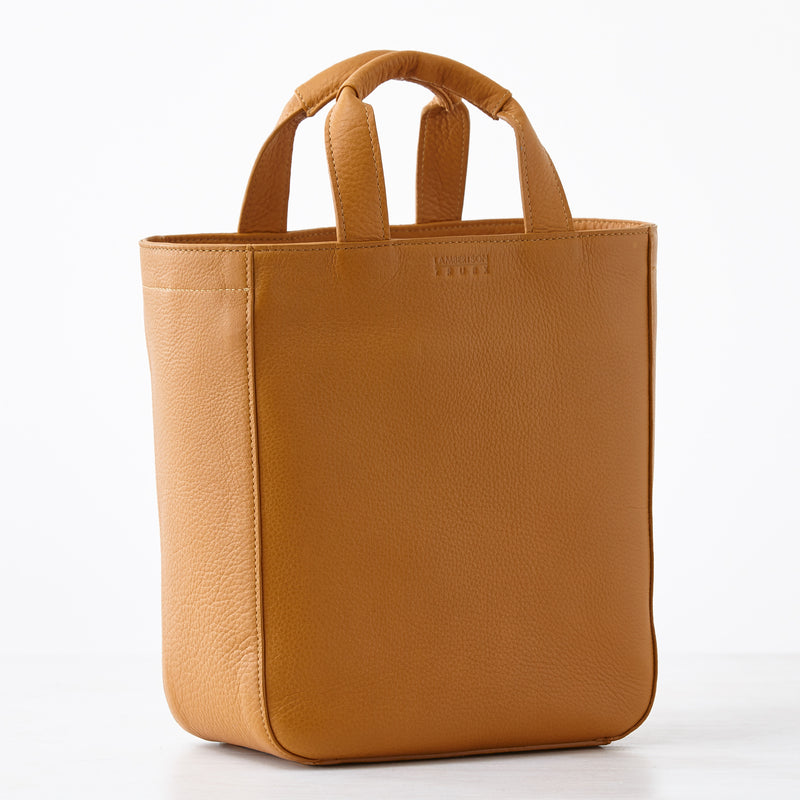 Wendy Mini Tote - Camel