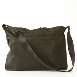 Walker Messenger - Brown Nylon