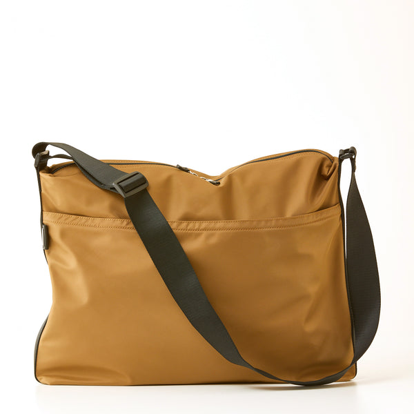 Walker Messenger - Khaki Nylon