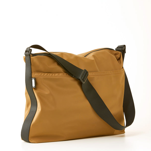 Walker Nylon Messenger - Khaki
