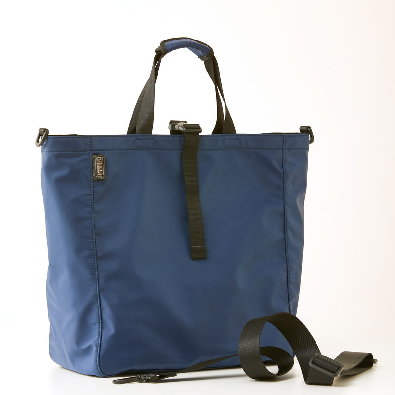Harrison Tote - Large - Navy Nylon