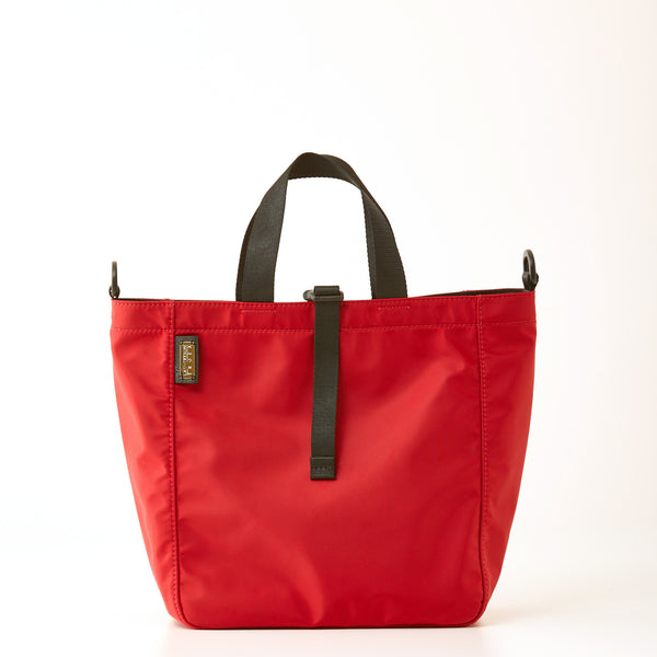 Harrison Tote - Medium - Red Nylon