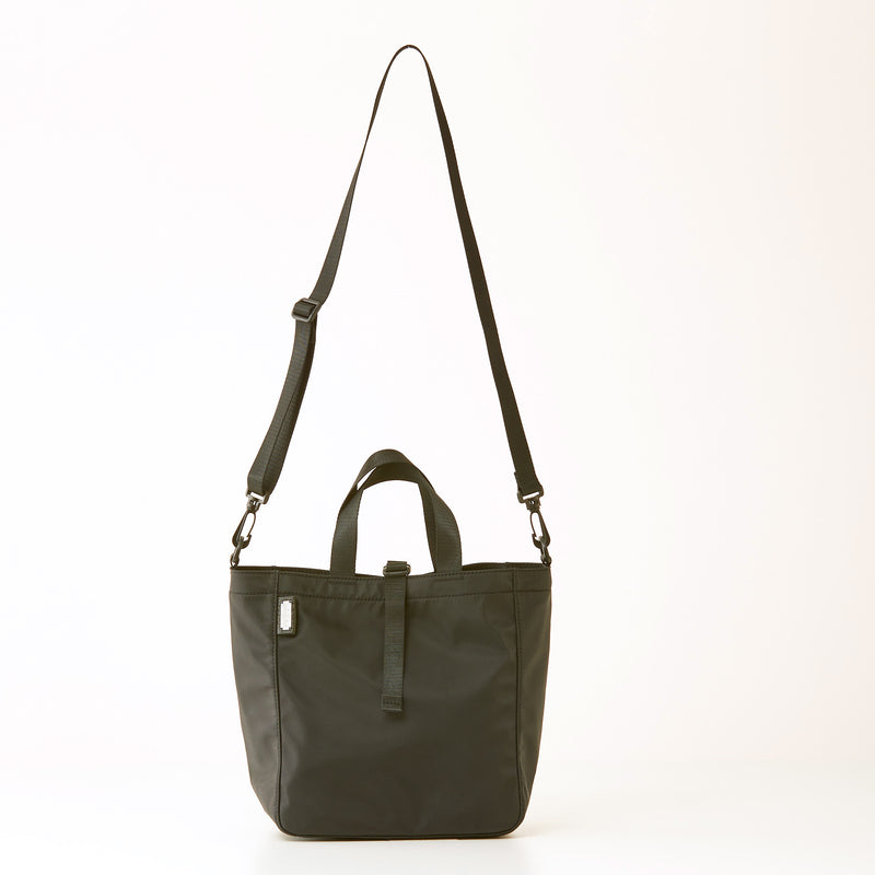 Harrison Tote - Medium - Black Nylon