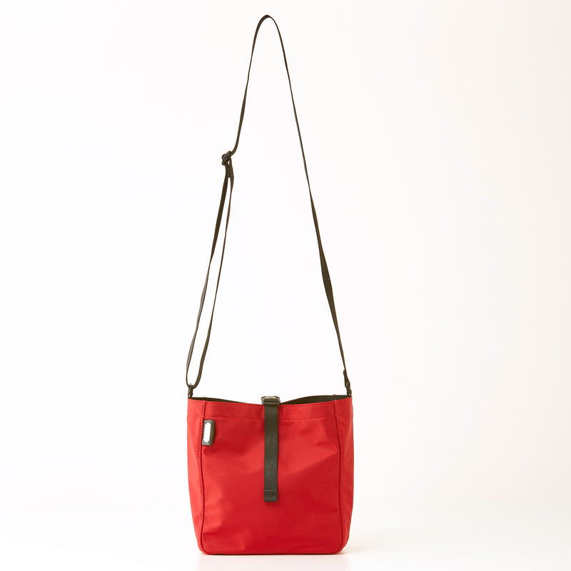 Harrison Tote - Small - Red Nylon